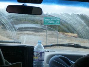 Blue Hole Road Trip